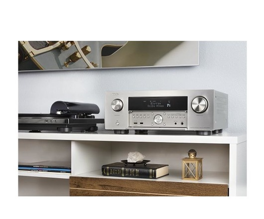 Receptores AV Surround de Denon